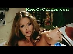 Barbara Bach vintage full frontal nudity