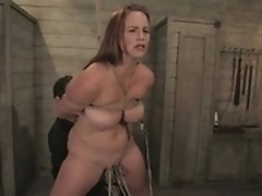 Unforgettable young sweetheart learns all pleasures of the BDSM practice