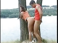 german tits outdoor 01
