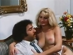 Ron Jeremy and Lili Marlene are the horniest porn partners
