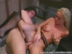 Silvia Saint - Great BJ and Fuck