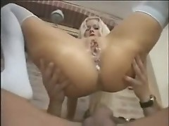 Drooling Creampie Compilation