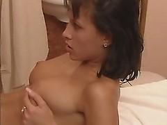 Veronica Vanoza massaged and fucked