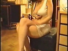 SAG - My Wife White Lace Underskirt Zip Bustier Nice Tits