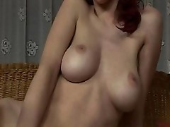 Sexy Chick Gabrielle Stimulates Her Fantastic Body