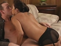 beautiful milf francesca le getting fucked on the couch
