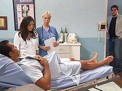 Patient with erect shlong