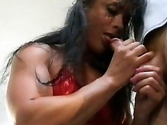 bodybuilding mature woman anal