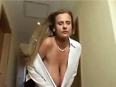 Busty Polish Secretary