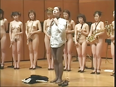 Japanese Orchestra by snahbrandy