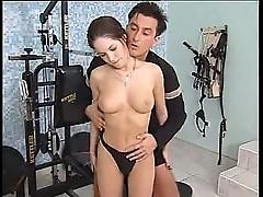 Carolina Greco aka Marianna - Gym Video