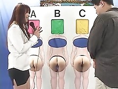 Japanese Game Show (Part 1 of 2)(Censored)
