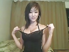 Cute Asian Girlfriend