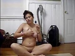 lollipop on camera