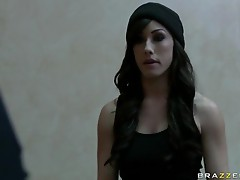Brazzers Hot And Mean Carolyn Reese Jennifer White in Crime Does Not Pay