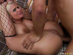 Phoenix Marie White Trash Goes Whore