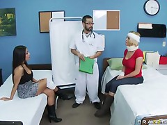 Brazzers Doctor Adventures Krissy Lynn and Yurizan Beltran in So I Married a Dyke