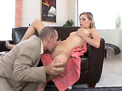 Pleasuring Daddy XXX