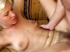 hairy blond girl - p4