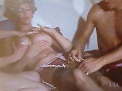Vintage Breast Orgy Part 3