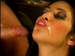 Faith Leon getting face fucked