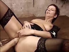 Mature grannies want some damn hot hardcore sex