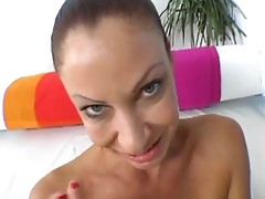 MILF gets fucked hard by a fat dick
