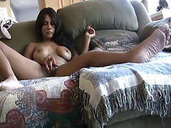 exotic pussy masturbation