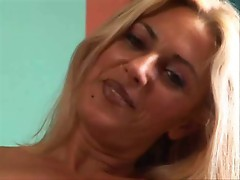 Blonde Mature Fuck