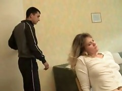 Russian Mom and Boy 5