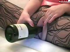 bottle masturbation