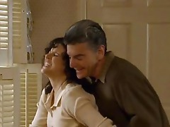 Julia Louis Dreyfus sex scene doggystyle