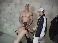 Gay Arab brutality