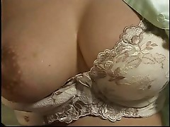 Lactating girl with big boobs