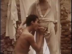 Cadinot - Bareback after bath