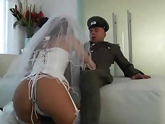 Young Latina Bride One Last Fuck