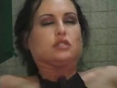 Michele Raven toilet whore