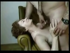 Cuckold. Mature wife having fun with young bull