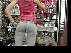 Candid Ass2