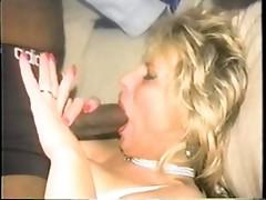 Creamy Pussy Blonde