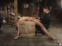 Sydnee Capri BDSM pt 7