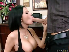 Brazzers Big Tits at Work Loni Evans in Fuck Me or Fuck The Company
