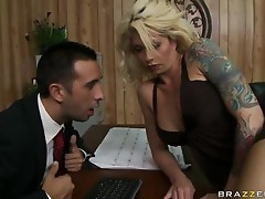 Brazzers Big Tits at Work Brooke Haven in Brookes Heavenly Tits