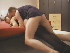 Fucking Horny Wife  Hard From Behind