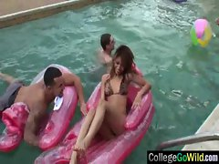 Amateur Girl Get Wild Sex At Party movie-23