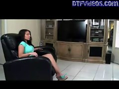 DTFVideos.com Son Takes Care Of Stepmom