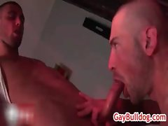 Fred faurtin, robin hole and ivan steamy gay video