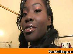 Gangbang blowjob interracial sex video 32