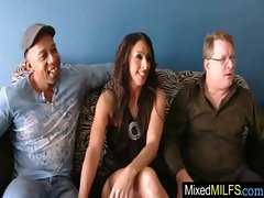 Milf Get Inside Her Pussy A Big Black Cock movie-28