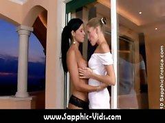 Pretty Lesbians Doing It Right - Sapphic Erotica 05